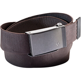 """Black Diamond Forge Belt Mocha-Nickel"""